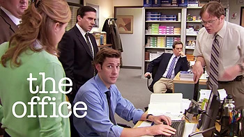 The hit tv series, The Office