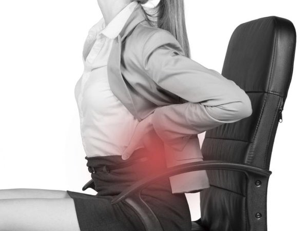 What To Do If Standing And Sitting Make The Back Pain Worse