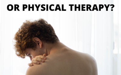 Can You Avoid Rotator Cuff Surgery With Physical Therapy?