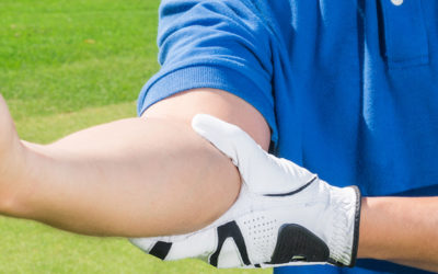 Golfer's: Are Your Hips To Blame For The Golfer's Elbow?