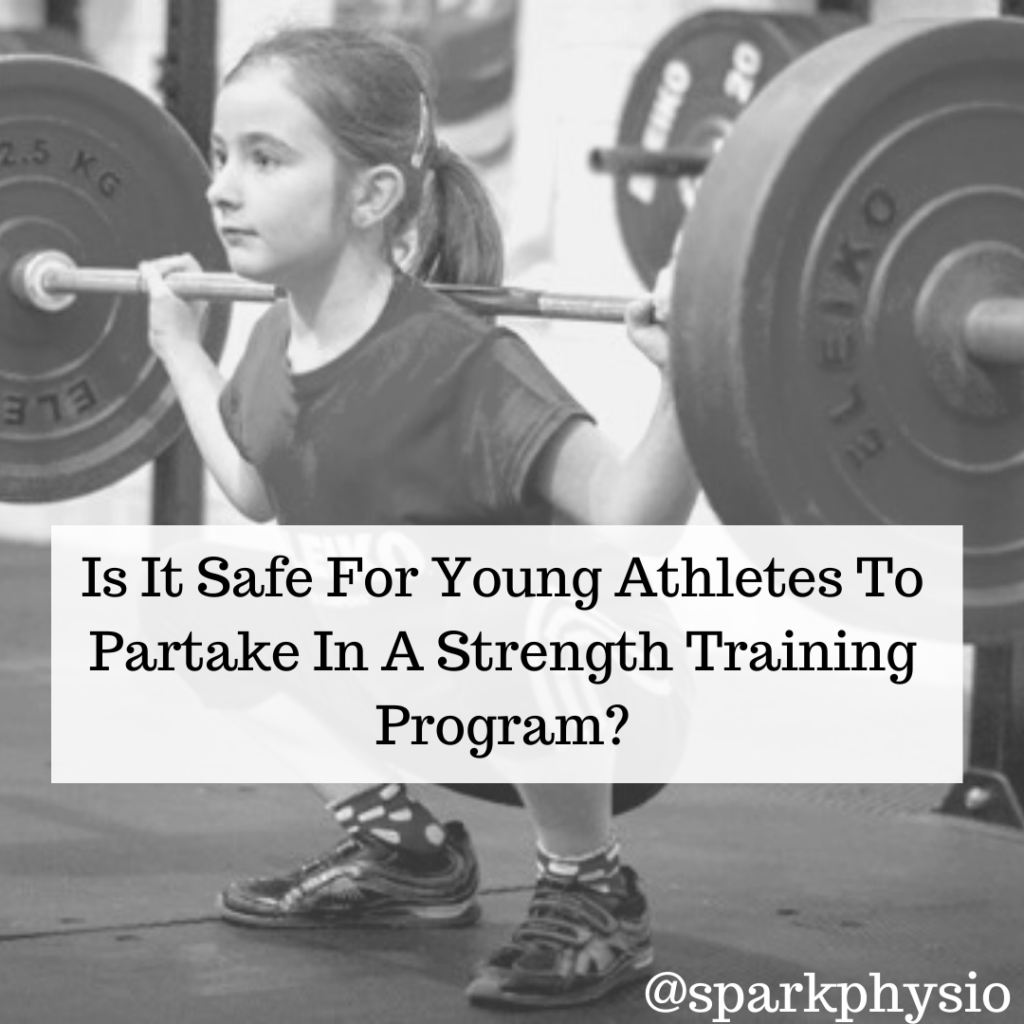 Adolescent Strength Training