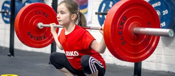Is It Safe For My Young Athlete To Lift Weights?